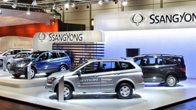 SsangYong Motor заявил о банкротстве