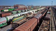 УЗ перевезла в страны ЕС и обратно более 40 млн тонн грузов