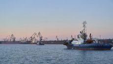 Порт Южный установил новый годовой рекорд перевалки грузов