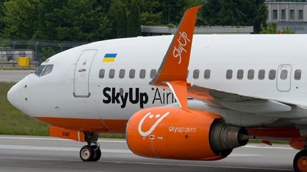 SkyUp запустит новый рейс в Чехию