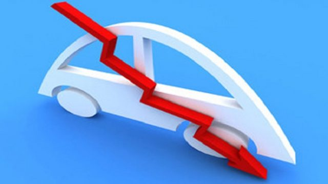В Украине за год сократилось автопроизводство