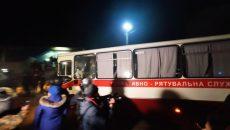 Участники беспорядков в Новых Санжарах получили судебные приговоры