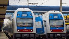 УЗ рассматривает варианты маршрутов двухэтажных поездов Skoda