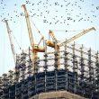 В КГГА планируют достроить дома банка Аркада