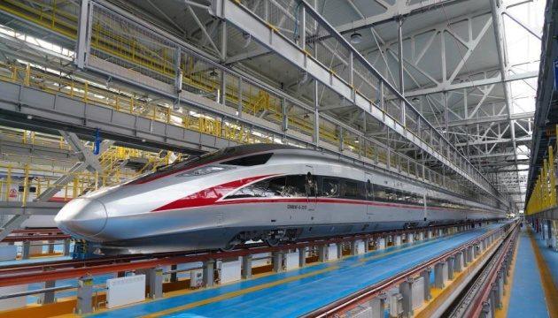 В Китае создали морозоустойчивый поезд