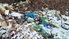 Правоохранители обнаружили свалку медицинских отходов