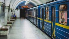 Киевский метрополитен в 2020 году сократил пассажиропоток