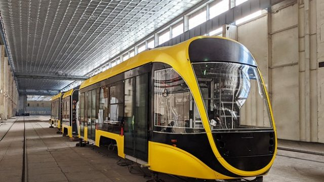 Киев в Одессе закупит 20 новых трамваев