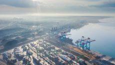 Терминал ТИС в 2020 году увеличил грузоперевалку