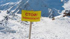 В Карпатах сохраняется угроза схода снежных лавин, – ГСЧС