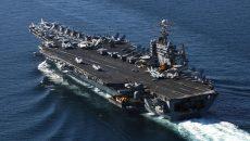 США направили авианосную ударную группу в Южно-Китайское море