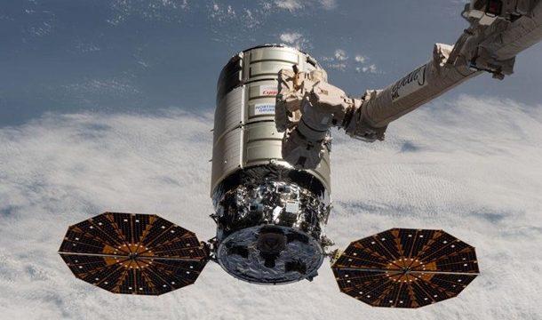 Корабль Cygnus отстыковался от МКС