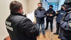 В Николаевском горсовете обыски
