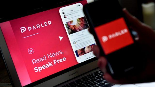 Apple удалила приложение Parler