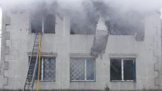 Суд взял под стражу четверых подозреваемых по делу о пожаре в харьковском нелегальном доме престарелых