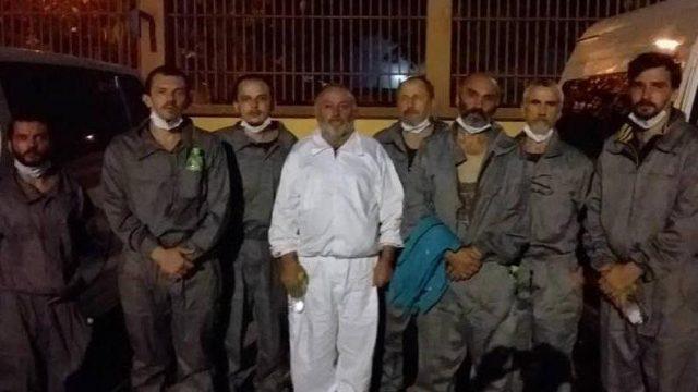 Из плена пиратов освободили 6 украинских моряков