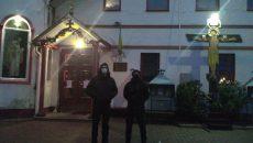 Полиция Киева усилила меры безопасности