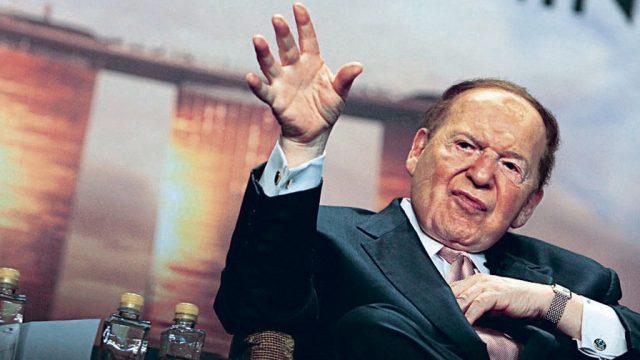 Умер один из главных спонсоров Республиканской партии США