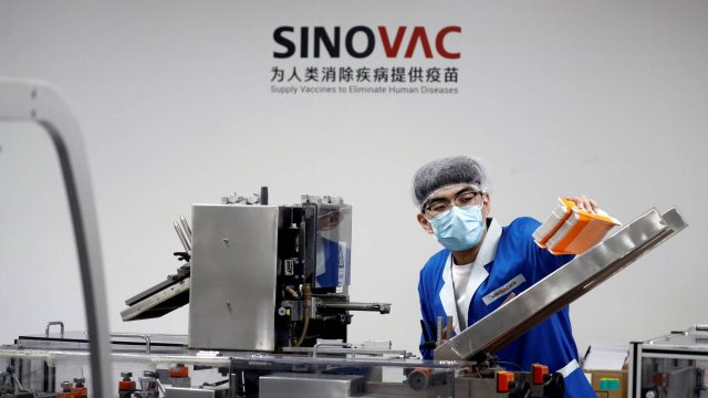 В МОЗ объяснили выбор китайской вакцины