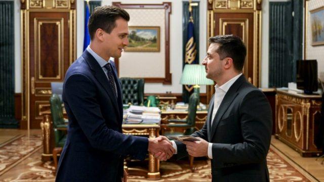 Президент назначил главой Черкасской ОГА Александра Скичко