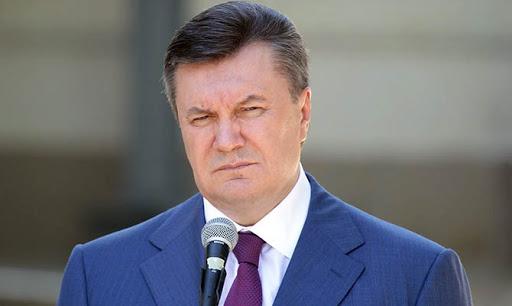 ГБР объявило Януковичу подозрение в госизмене
