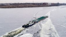 «Нибулон» нарастил речные перевозки продукции на 15,8%