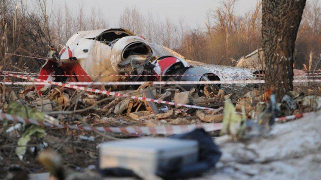Появились новые детали катастрофы под Смоленском