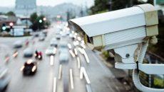 На дорогах установят еще 220 камер видеофиксации