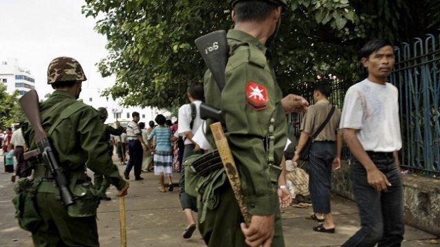 В Мьянме произошел госпереворот