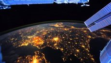 Украина планирует вывести в космос свой спутник