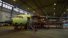 «Антонов» планирует до 31 мая завершить сборку фюзеляжа первого Ан-178
