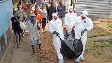 Гвинея объявила об эпидемии Эболы