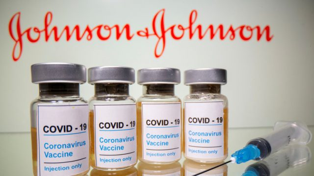 Италия думает ограничить использование вакцины Johnson&Johnson