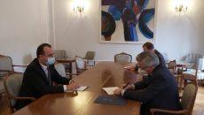Украина и Хорватия обсудили общие ценности и приоритеты сотрудничества
