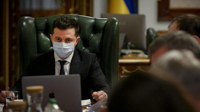 Зеленский провел совещание по стратегии реинтеграции временно оккупированных территорий