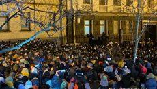 В ходе столкновений на Банковой задержаны 17 человек