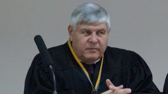 В Черкассах судье дали 2 года тюрьмы