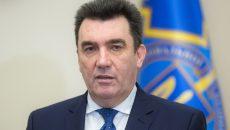 СНБО следит за скоплением российских войск у границ Украины