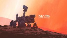 Американский марсоход совершил успешную посадку на Марс