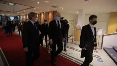 Шмыгаль встретился с главой Европарламента
