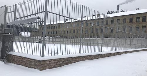 В Украине продают бывшую тюрьму