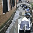 В Венеции пересохли знаменитые каналы