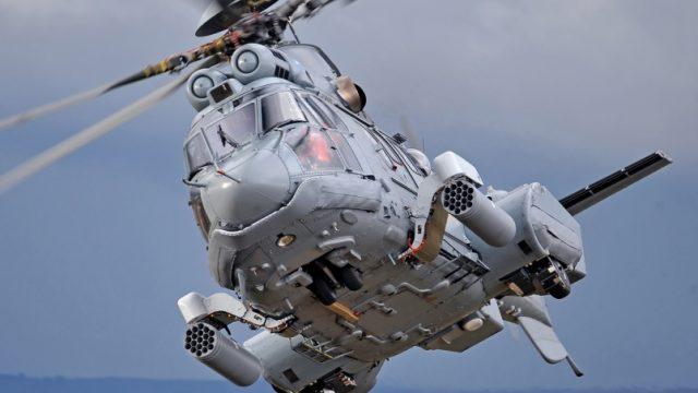 Нацгвардия Украины в 2021-2022 гг. получит 10 французских вертолетов H225