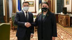 Зеленский подписал указ о назначении посла Украины в США
