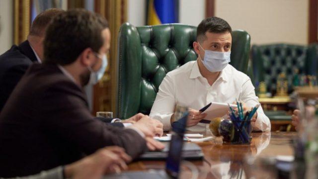 У Зеленского обсудили стратегию развития образования и науки