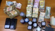 СБУ выявила в Днепре незаконный конвертцентр