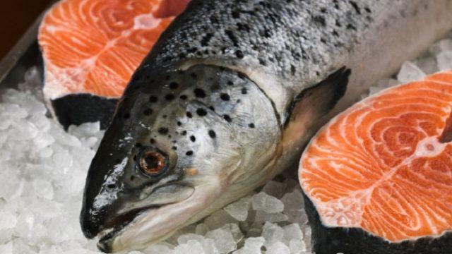 Импорт красной рыбы в Украину вырос в 2 раза (ИНФОГРАФИКА)