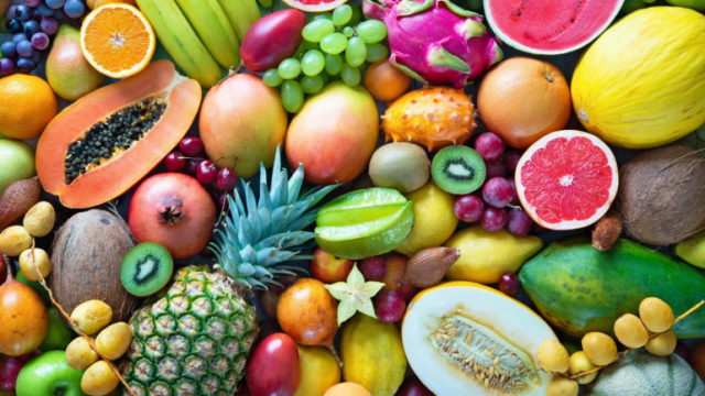 Украина увеличила импорт экзотических фруктов