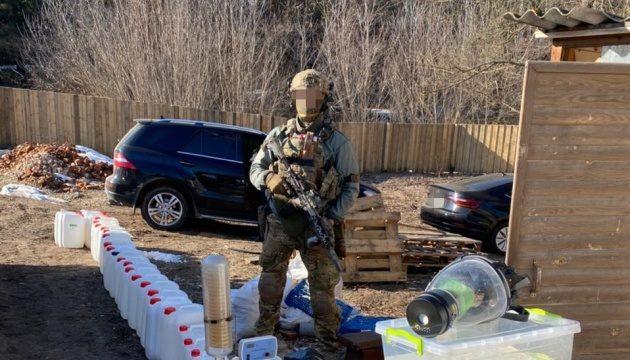 СБУ в Киеве разоблачила крупную наркобанду