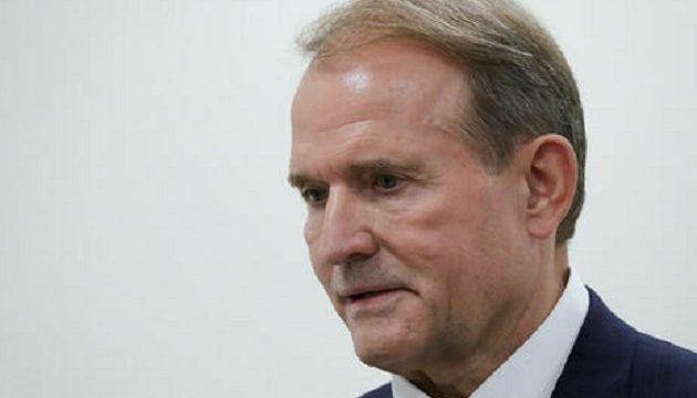 Медведчук обжаловал введенные против него санкции